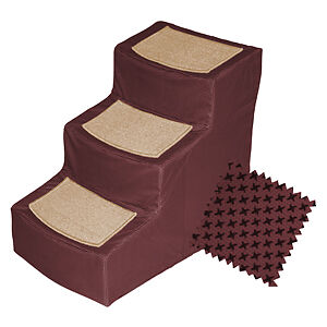 Pet Gear Designer Stair III With Removable Cover