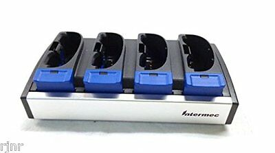Intermec 852-904-003 4-Bay Battery Charger for CK30/CK31 Scanner Batteries NEW