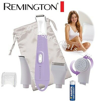 Remington Bikini Trimmer Shaver Hair Remover Cordless Women Lady Personal Shaver