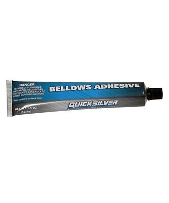 Quicksilver Bellows Adhesive 92-86166Q1 Brand New