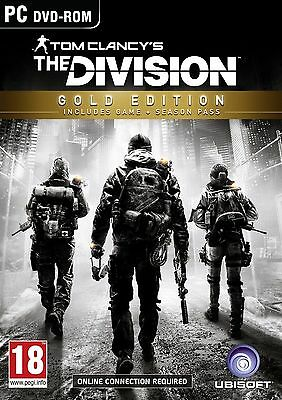 Tom Clancy's The Division Gold Edition TCTD [Steam] [PC] [EU] [FR]