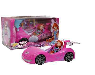 Winx Bloom And Magical Car Giochi Preziosi 1944 New!