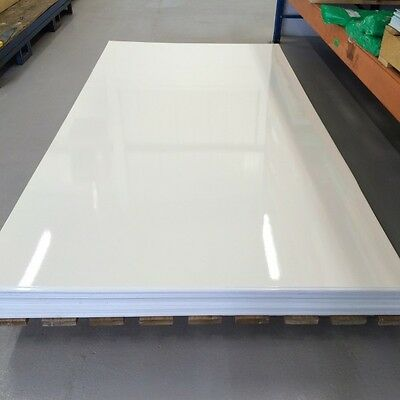 PREMIUM Hygienic Cladding Sheet 2mm/2.5mm/3mm in 8x4 or 10x4 sheets