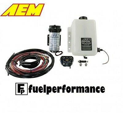 AEM V2 1 Gallon Water Methanol Injection Kit - Turbo/Forced Induction  #30-3300