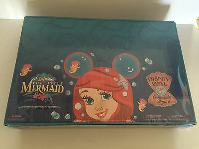 vinylmation disney the little mermaid new complete tray of 24 factory sealed