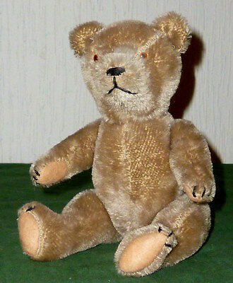 Old Teddy Bear 25 cm Stuffed Cloth Teddies