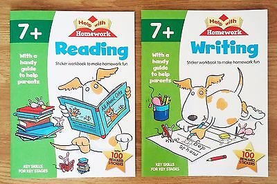 HWH Reading & Writing Ages 7+ (set of 2 books)