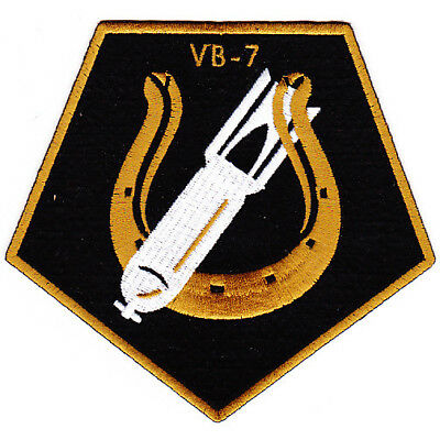 VB-7 Patch Horsehoe