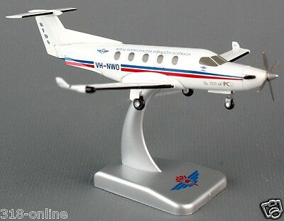 Pilatus PC-12 Royal Flying Doctor Service of Australia aircraft scale 1:150