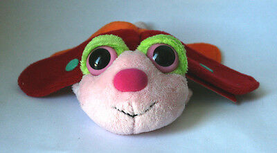 """Russ Berrie Flutters The Butterfly 7"""" Plush Baby Toy NWT 34230"""