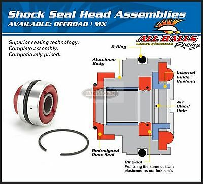 Rear Shock Seal Head All Balls Kit Fits Yamaha Yz80 1993-2001