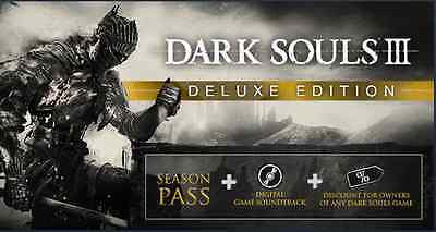 DARK SOULS III Deluxe Edition Digital Download [Steam] [PC] [FR/EU/US/AU/MULTI]