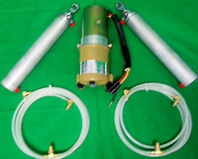 1963-64 Cadillac Buick Olds Chevy Pontiac Convertible Top - Pump Hoses Cylinders