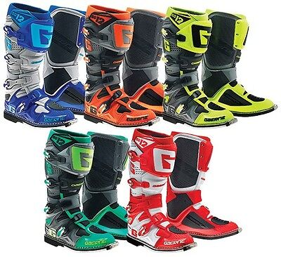 New Motocross Gaerne SG12 boots Free Eu delivery