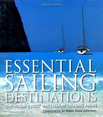 Essential Sailing Destinations (AA Illustrated Reference) By AA Publishing