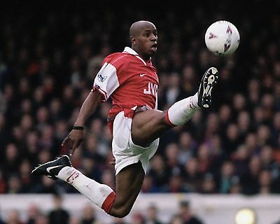 Ian Wright 04 Arsenal (Football) Photo Print