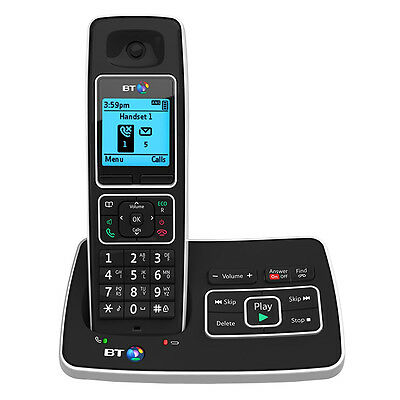 BT 6500 Cordless DECT Home Landline with Nuisance Call Blocker & Answer Phone