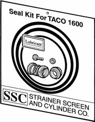 Water Seal Kit To Fit Taco 121-138, All 1600, 1900 Series-Replaces 1600-170Rp