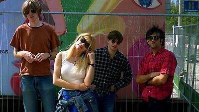 Sonic Youth Kim Thurston Lee Band 8X11 Photo Poster Art Picture Decor Print 020