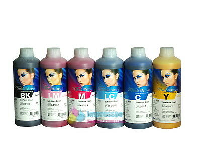 600ml InkTec SubliNova Smart Sublimation ink for direct and transfer printing