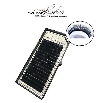 Extension Ciglia Individuali Semi Permanenti Volume 3D 6D di Exclusive Lashes