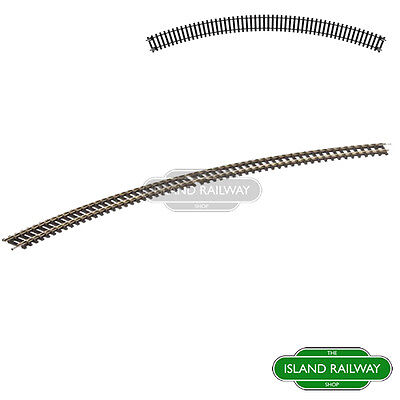 Hornby R607 Second Radius Double Curve Track Pieces Single OO Gauge 1:76 Scale