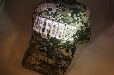 US Air Force Cap Kappe Official Product US Air Force Neu