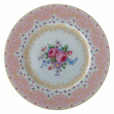NEW Maxwell & Williams Kensington Palace Side Plate, Pink, 20cm