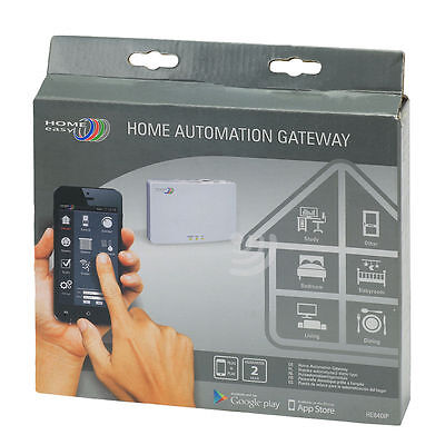 Home Easy IP-BOX HE840IP, Gateway for Control the Home Easy Series NEW / OVP