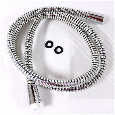 Shower Hose Universal Fitting 1.25m Replace Mira Grohe Triton | Reduced to Clear