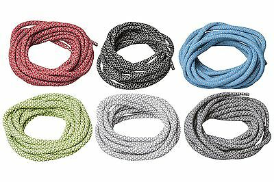 3M Reflective 6mm Safety Rope Trainer Sneaker Shoe Laces
