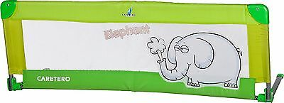 Kinderbettgitter Bettschutzgitter Bettgitter Kinder Baby Safari vom Caretero