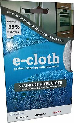 e-cloth Kitchen Stainless Steel cleaning cloth
