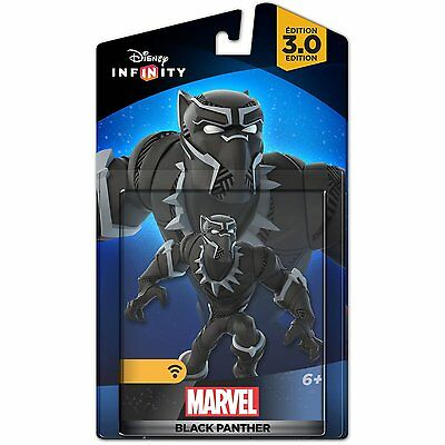 Disney Infinity 3.0 Black Panther FIGURE (PS3/PS4/Nintendo Wii/Xbox One) NEW