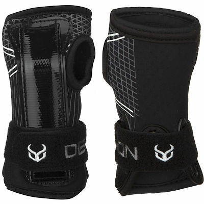 Demon Mens & Ladies V2 Snow Wrist Guards Snowboard Ski Bike Skate Protection