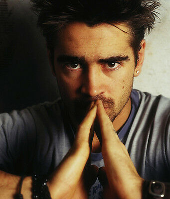 Colin Farrell UNSIGNED photo - P2939 - HANDSOME!!!!!