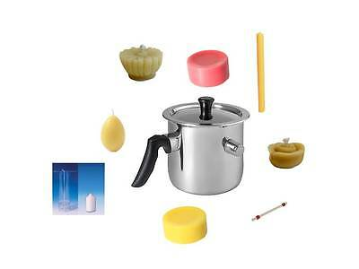 Candle Making Kit - Variety of Candle Moulds available, including beeswax