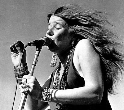 Janis Joplin 10 x 8 UNSIGNED photo - P893 - Summertime, Turtle Blues & Maybe