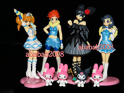 Yujin My Melody Sanrio Characters collection figure ( full set of 8 pieces )