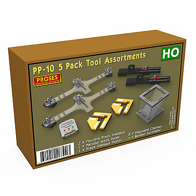 Proses PP-10 NEW 5 PACK TOOL ASSORTMENTS FOR HO
