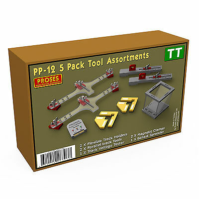 Proses PP-12 NEW 5 PACK TOOL ASSORTMENTS FOR TT