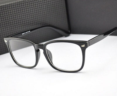New Men's Women's Myopia Glasses Frame Eyeglasses Spectacles Optical Lens Able
