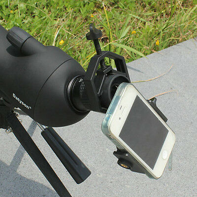 Spotting scope astronomical Telescope Universal Stand Mount for iphone Cellphone