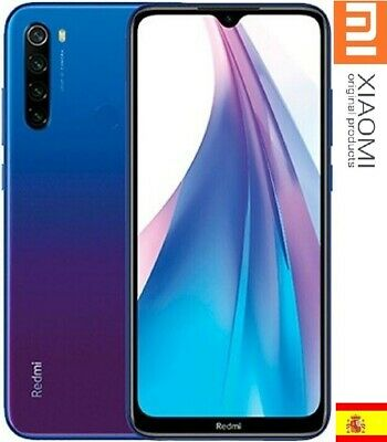 XiaoMI REDMI NOTE 8T , NFC   4GB+64GB,ESPAÑA VERSION,CAMARA 48MpX,Snapdragon 665