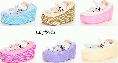 Lilypod baby bean bag in all colours