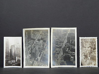 Vintage Photo, New York, Fifth Avenue, St. Patrick's Cathedral, c. 1940's?