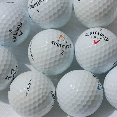 Callaway Lake Golf Balls - Pearl Grade - Our Very Best - How Many Do You Want???