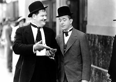 Laurel And Hardy 24 (Thicker Than Water) Photo Print 24