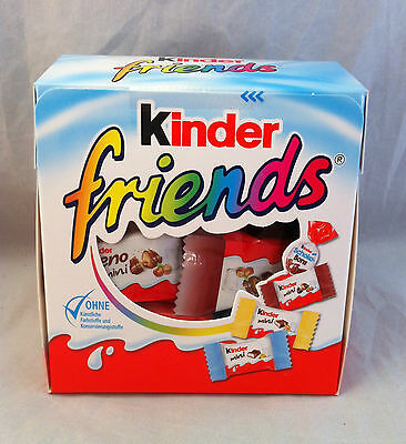 Kinder friends 200 g (100 g/2,50€) Kinder- Bueno, Country, Bons, Schokolade Mini