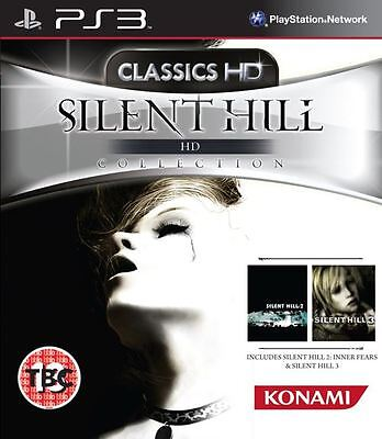 Silent Hill HD Collection Sony PS3 Game - BRAND NEW AND SEALED